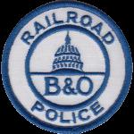Baltimore and Ohio Railroad Police Department, RR