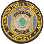 Lexington-Fayette Urban County Police Department, KY