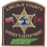 Lincoln County Sheriff's Office, TN