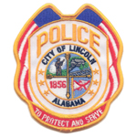 Lincoln Police Department, AL