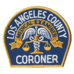 Los Angeles County Department of Coroner, CA