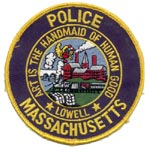 Lowell Police Department, MA