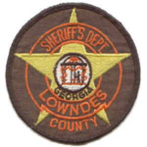 Deputy Sheriff John Hall Rowe, Jr., Lowndes County Sheriff ...