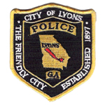 Lyons Police Department, GA