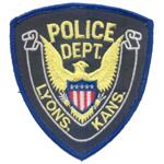 Lyons Police Department, KS