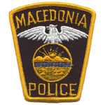 Macedonia Police Department, OH