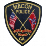 Macon Police Department, GA