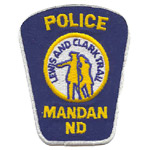 Mandan Police Department, ND