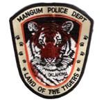 Mangum Police Department, OK