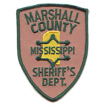 Marshall County Sheriff's Department, MS