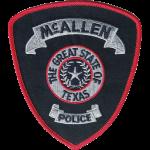 McAllen Police Department, TX