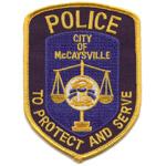 McCaysville Police Department, GA