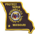McDonald County Sheriff's Office, MO