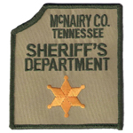 McNairy County Sheriff's Office, TN