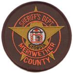 Meriwether County Sheriff's Office, GA