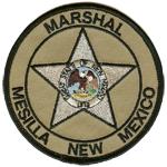 Mesilla Marshal's Office, NM