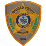 Bayfield County Sheriff's Department, WI