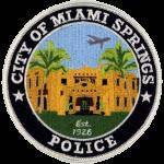 Miami Springs Police Department, FL
