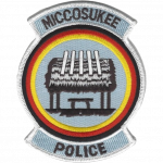 Miccosukee Tribal Police Department, TR