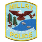 Millry Police Department, AL
