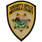 Missoula County Sheriff's Office, MT