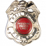 Missouri Pacific Railroad Police Department, RR