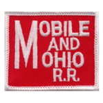 Mobile and Ohio Railroad Police Department, RR