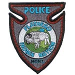 Flathead Indian Nation Police Department, TR