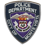 Monte Vista Police Department, CO