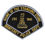 Monterey Police Department, TN