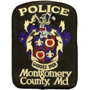 Police Officer Kyle David Olinger, Montgomery County Police