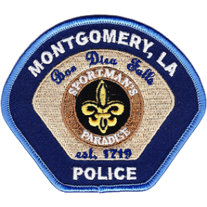 Image result for Montgomery Police Department, Louisiana police