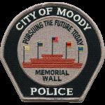 Moody Police Department, AL