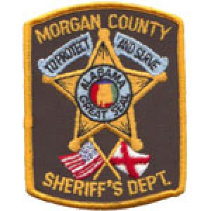 Deputy Sheriff Burns Almon Morgan County Sheriff S