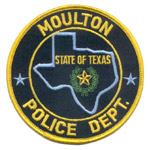 Moulton Police Department, TX