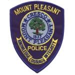 Mount Pleasant Police Department, SC