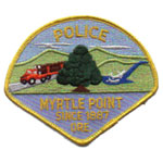 Myrtle Point Police Department, OR