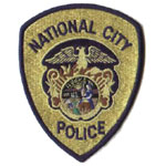 National City Police Department, CA