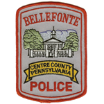 Bellefonte Borough Police Department, PA