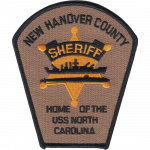 New Hanover County Sheriff's Office, NC