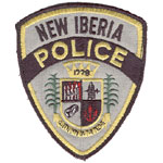 New Iberia Police Department, LA