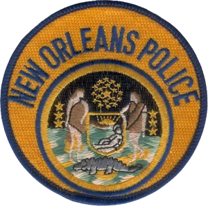 Police officer daryle s holloway new orleans police for Police orleans
