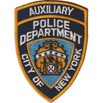 New York City Police Department - Auxiliary Police Section, NY