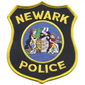 Police Officer Dewey Joe Sherbo, III, Newark Police Department, New