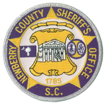 Newberry County Sheriff's Office, SC