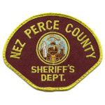 Nez Perce County Sheriff's Department, ID