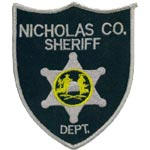 Nicholas County Sheriff's Department, WV