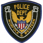 Norfolk and Western Railroad Police Department, RR