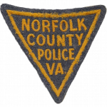 Norfolk County Police Department, VA