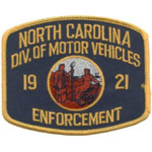 Officer Franklin Dale Perritte, North Carolina Division of Motor